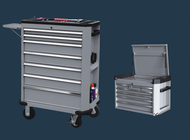 TBR9007-X  Werkzeugwagen TBT9007-X  Aufsatztruhe